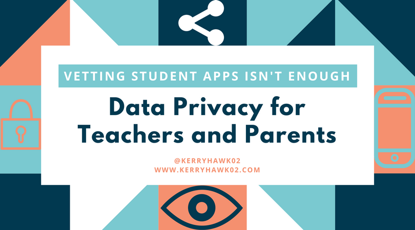 Prominent Ed Tech Players Data Privacy >> Start With A Question May 2017