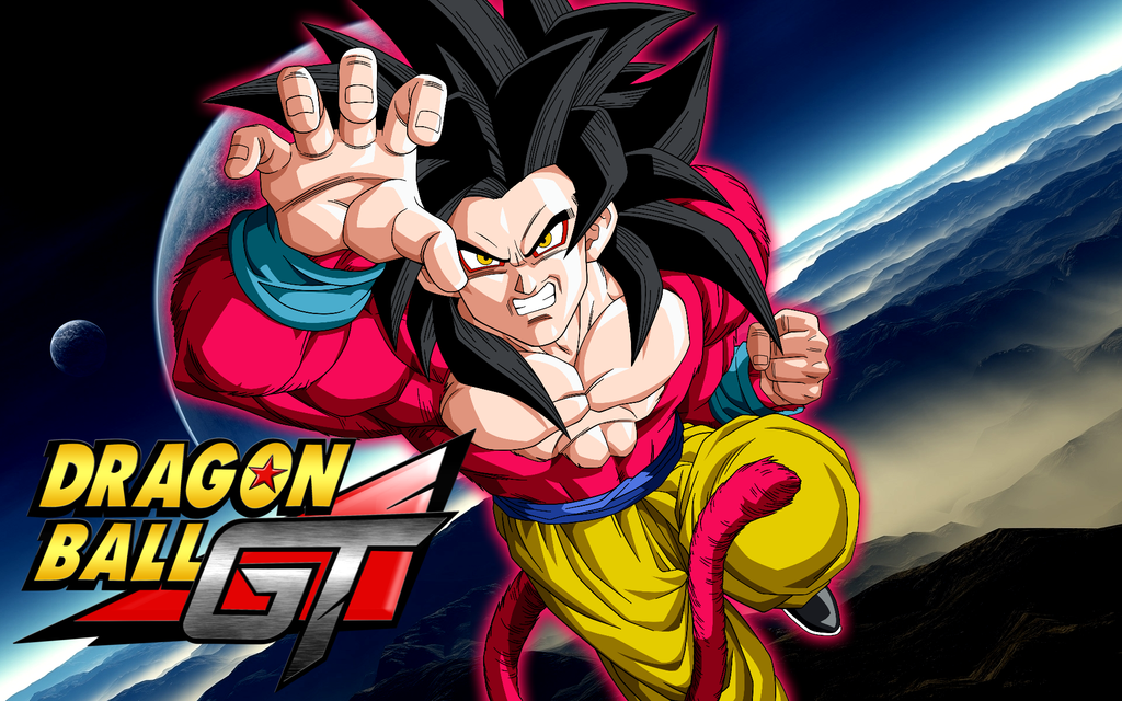dragon ball series dragon ball gt