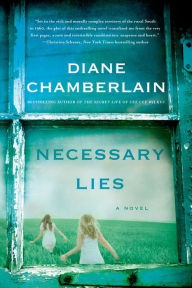 "December 2016's Book of the Month is ""Necessary Lies"""