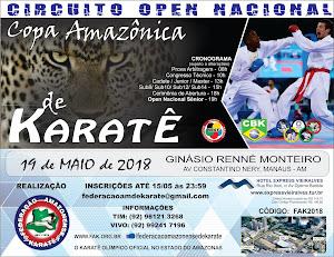Open Nacional Copa Amazônica de Karate