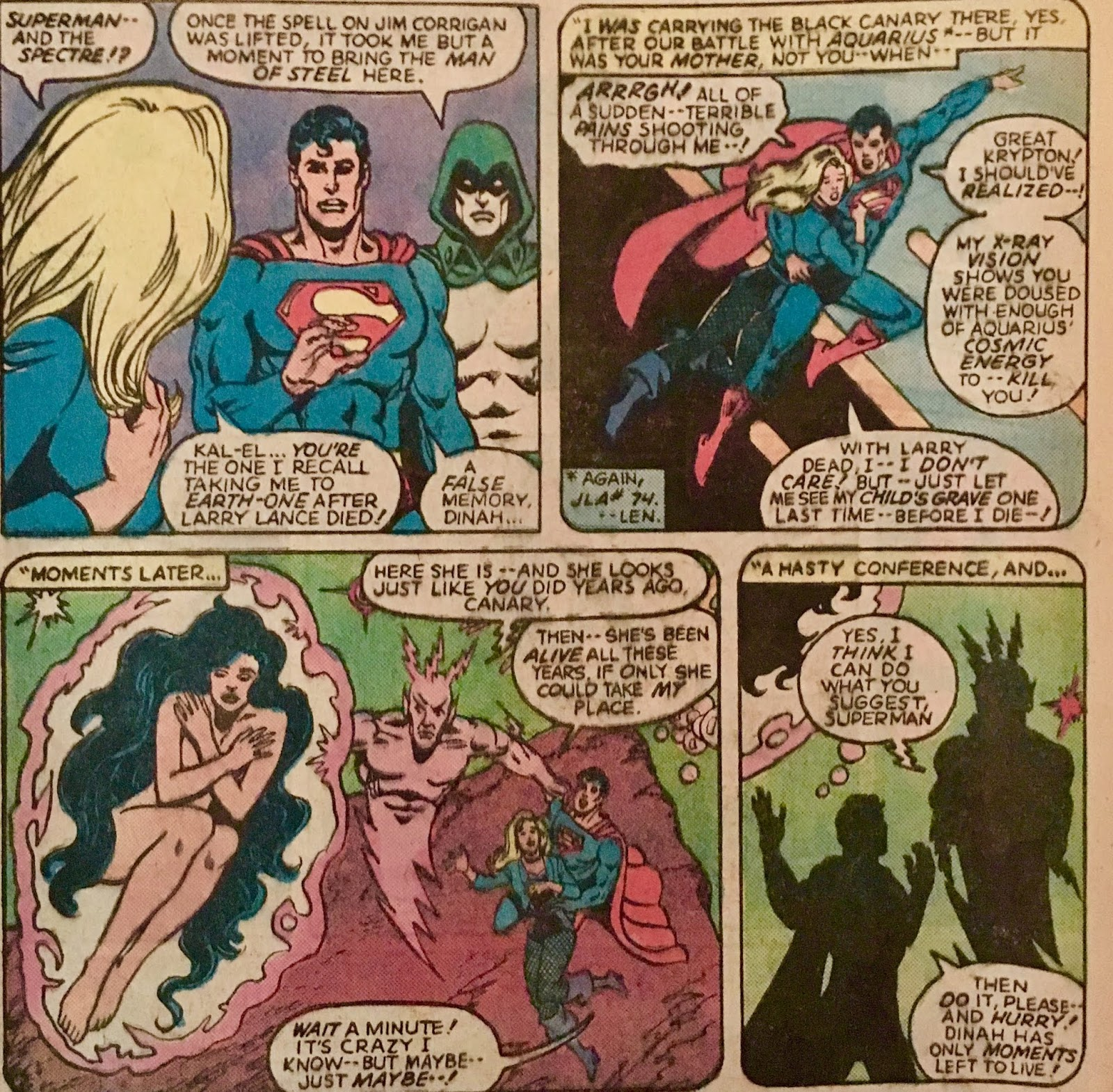 Superman pornics