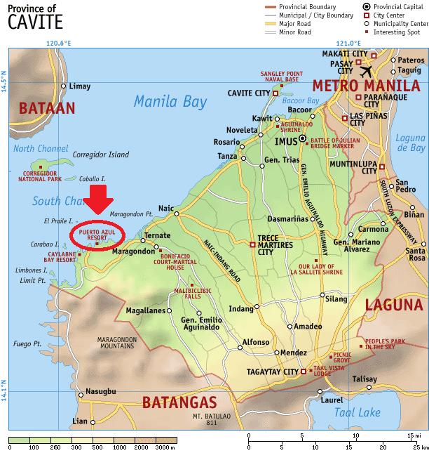 Weekend Traveler: Puerto Azul, Cavite