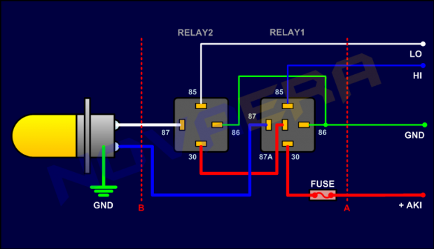 EXPOSE Education: Bikin sendiri booster lampu murah untuk motor kelistrikan DC