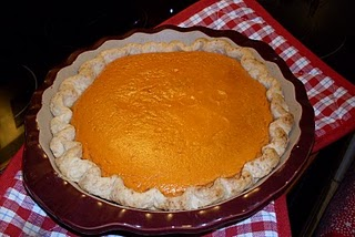 Carrot Pie, differently delicious! From Family Circles, Best of the Best series.