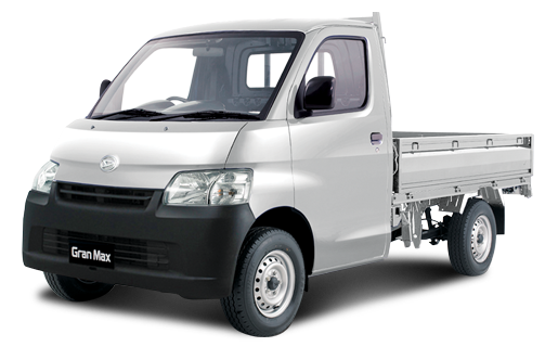 Daihatsu Gran Max Pick Up Silver