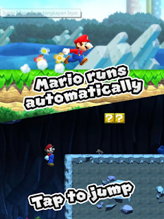 Download Super Mario Run Mod Unlocked