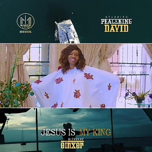 Peace King David Ft Neema Gospel Choir - Jesus You Are My King