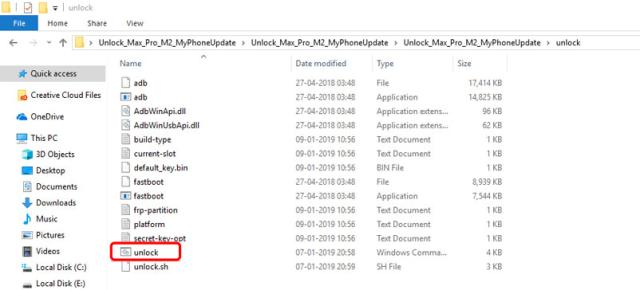 unlock, cara-instal-twrp-dan-root-zenfone-max-pro-m2