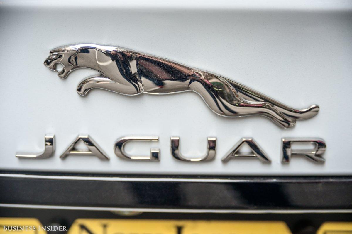Jaguar Xf đời mới