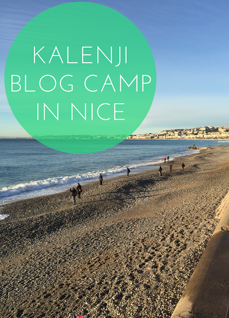 Kalenji Blog Camp in Nice