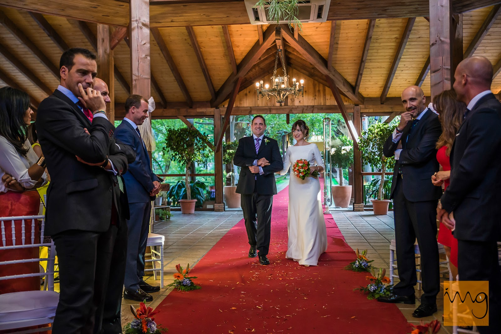Reportaje de boda en Granada