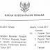 Penetapan Kenaikan Pangkat dan Pensiun PNS setelah diundangkan PP no 11 Tahun 2017