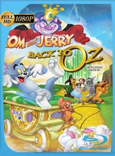 Tom y Jerry: Regreso al mundo de Oz (2016) HD [1080p] Latino [GoogleDrive] SilvestreHD