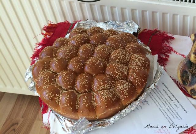 pan búlgaro pitka