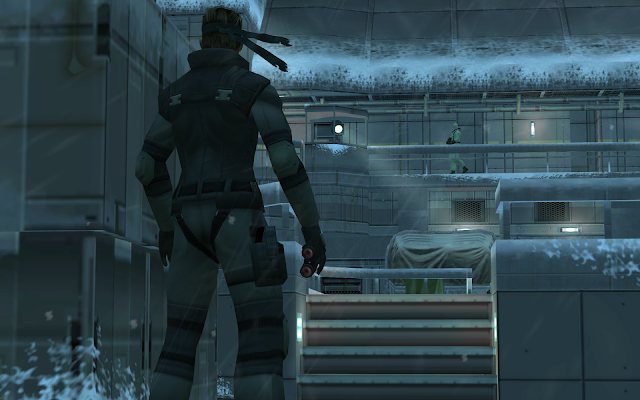 Metal Gear Solid: The Twin Snakes screenshot 3