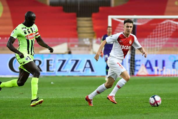 Monaco vs Angers SCO