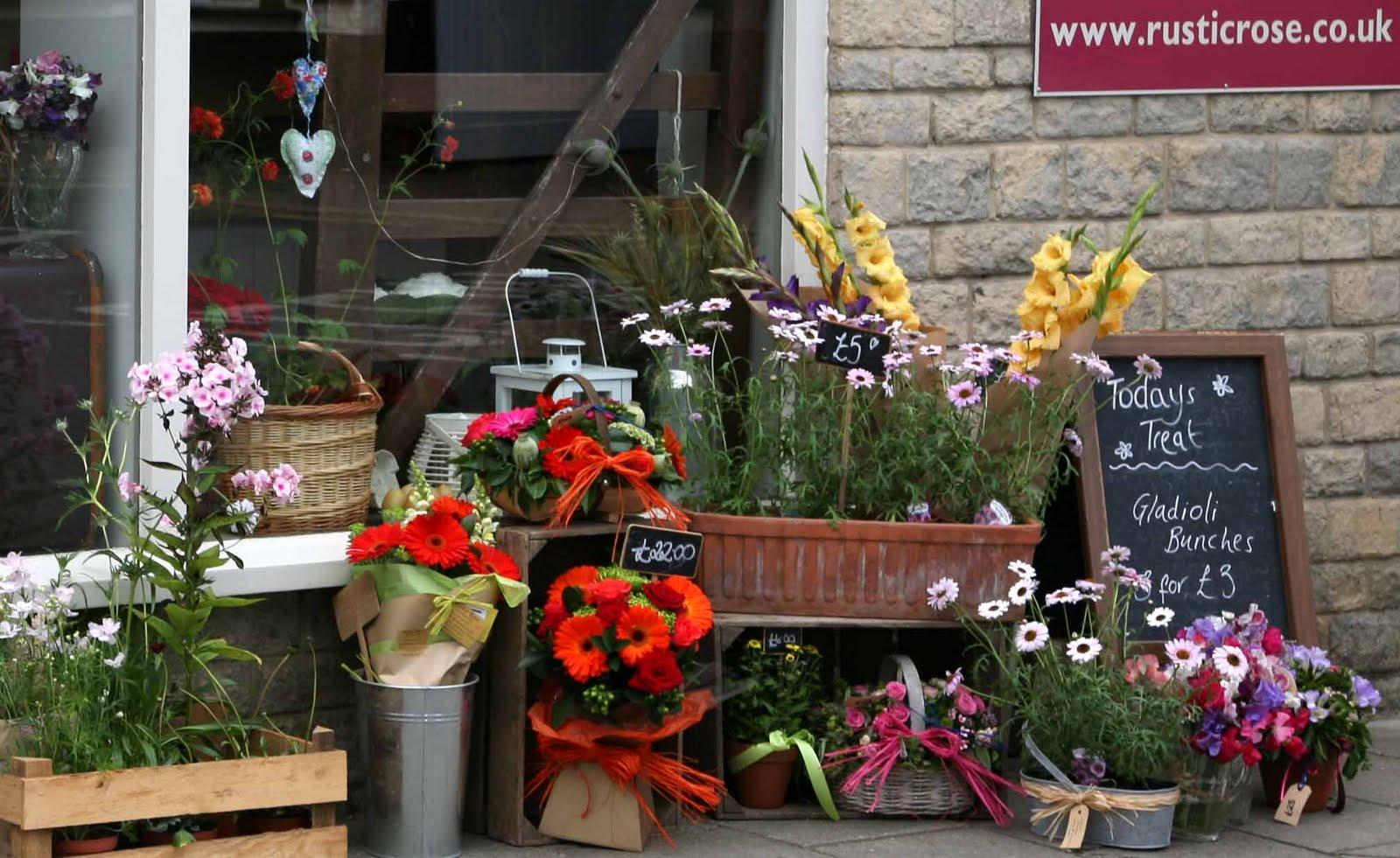 Flower Shop Stories July 2011