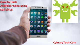 how to hack and android phone