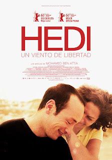 Cartel: Hedi, un viento de libertad (2016)