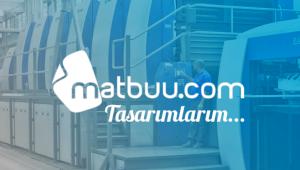 Matbuu.com Tasarımlarım