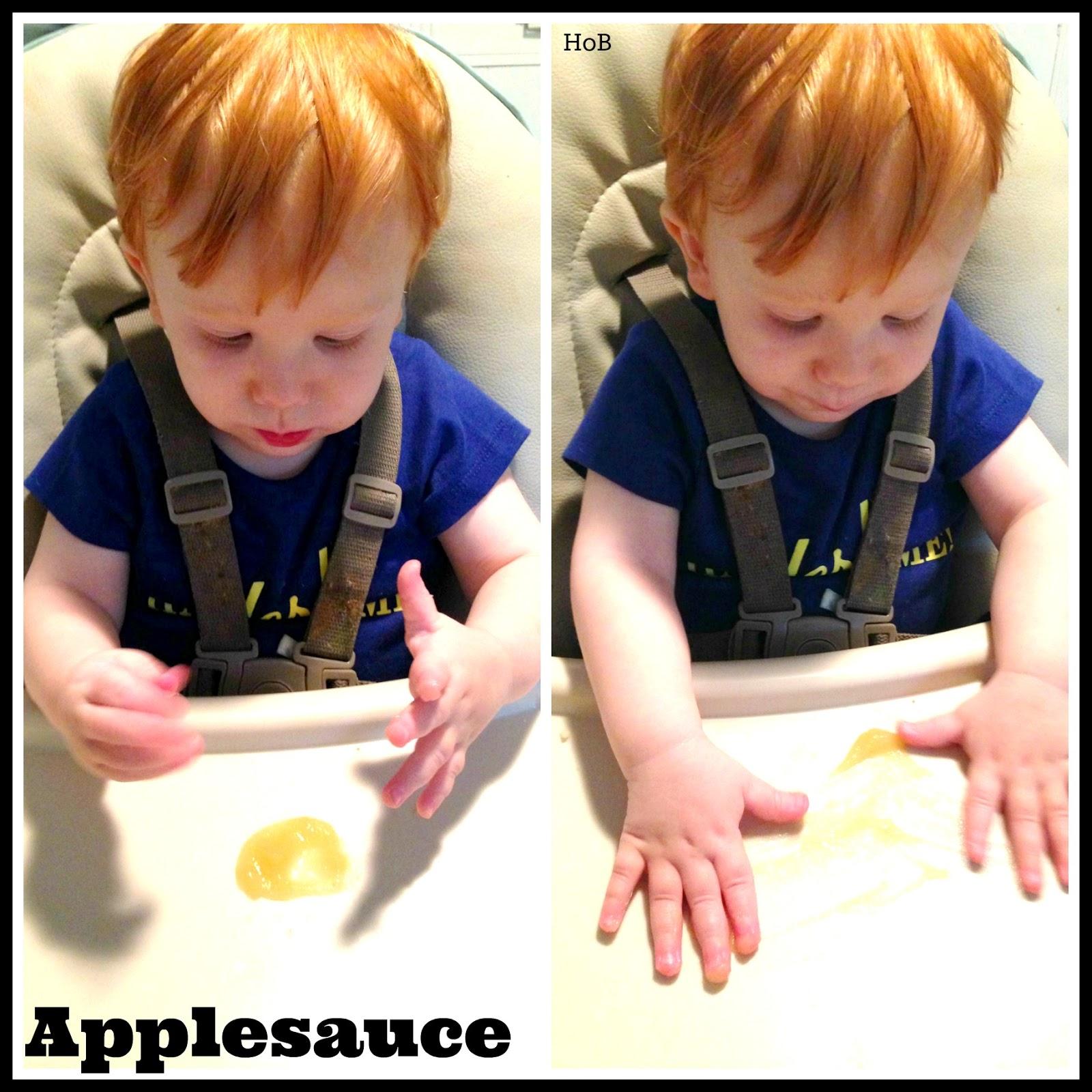 House Of Burke Apple Taste Test Sensory Activity