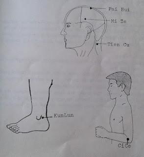 Titik Pijat Refleksi untuk Mengobati Sakit Kepala