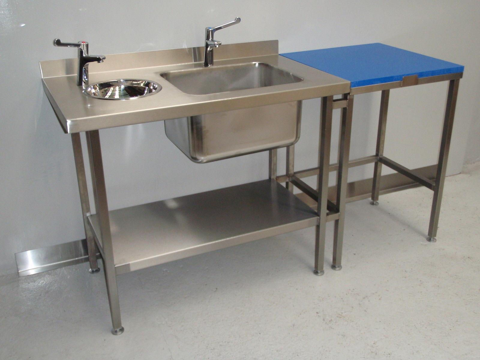 Daftar Perlengkapan Dapur Resto Murah Bahan Stainless Meja Sink
