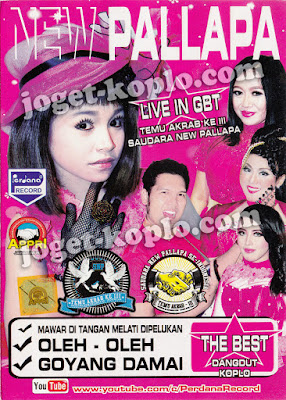 New Pallapa Live GBT Vol 1 2016
