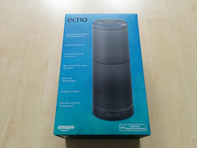 Amazon Echo im Test.
