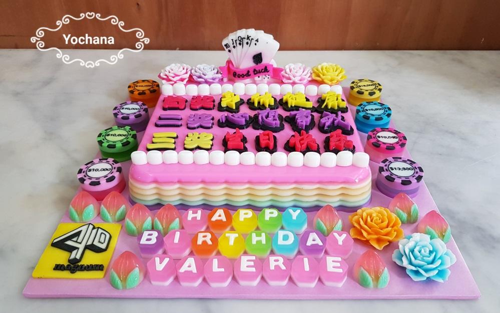 Incredible Yochanas Cake Delight Valeries Birthday Funny Birthday Cards Online Necthendildamsfinfo
