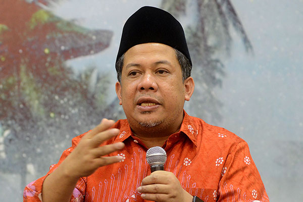 Fahri Hamzah Semakin Gemas dengan Jokowi, Ada Apa?