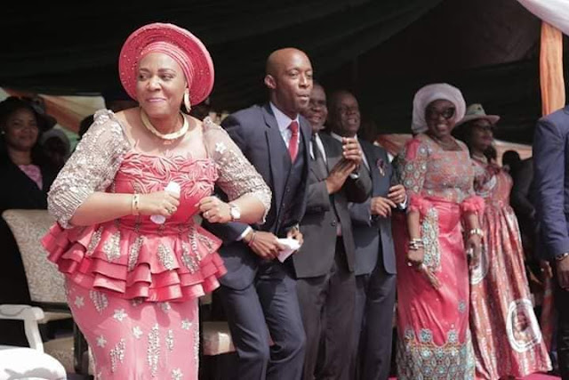 Onofiok and Martha Dances