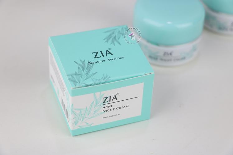 ZIA Skincare Acne Series