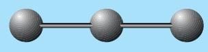 Bentuk molekul BeCl2