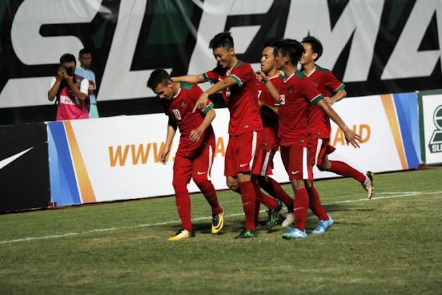 Indonesia Taklukkan Myanmar pada Laga Perdana Piala AFF U-18
