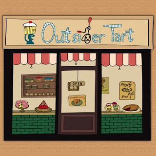 Outsider Tart Chiswick, London,