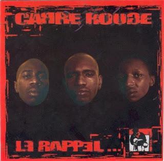 Carré Rouge - Le Rappel (2003) [320]