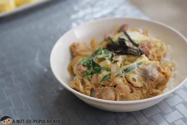 Oyakodon Dish of Tatsunoko, BF Paranaque