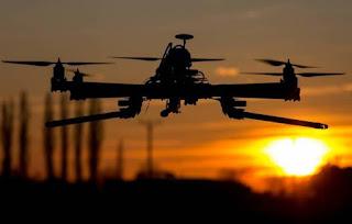 Militares israelenses compram drones capazes de lançar granadas