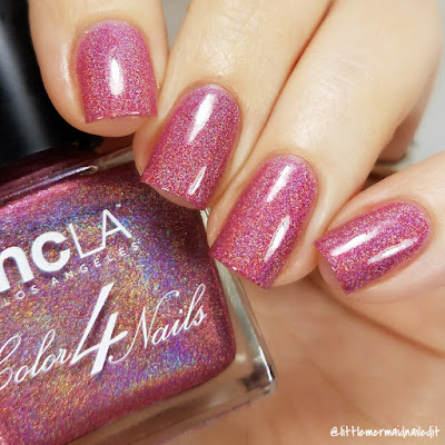 Color4Nails & NCLA Collaboration Sunstruck Swatches and Review