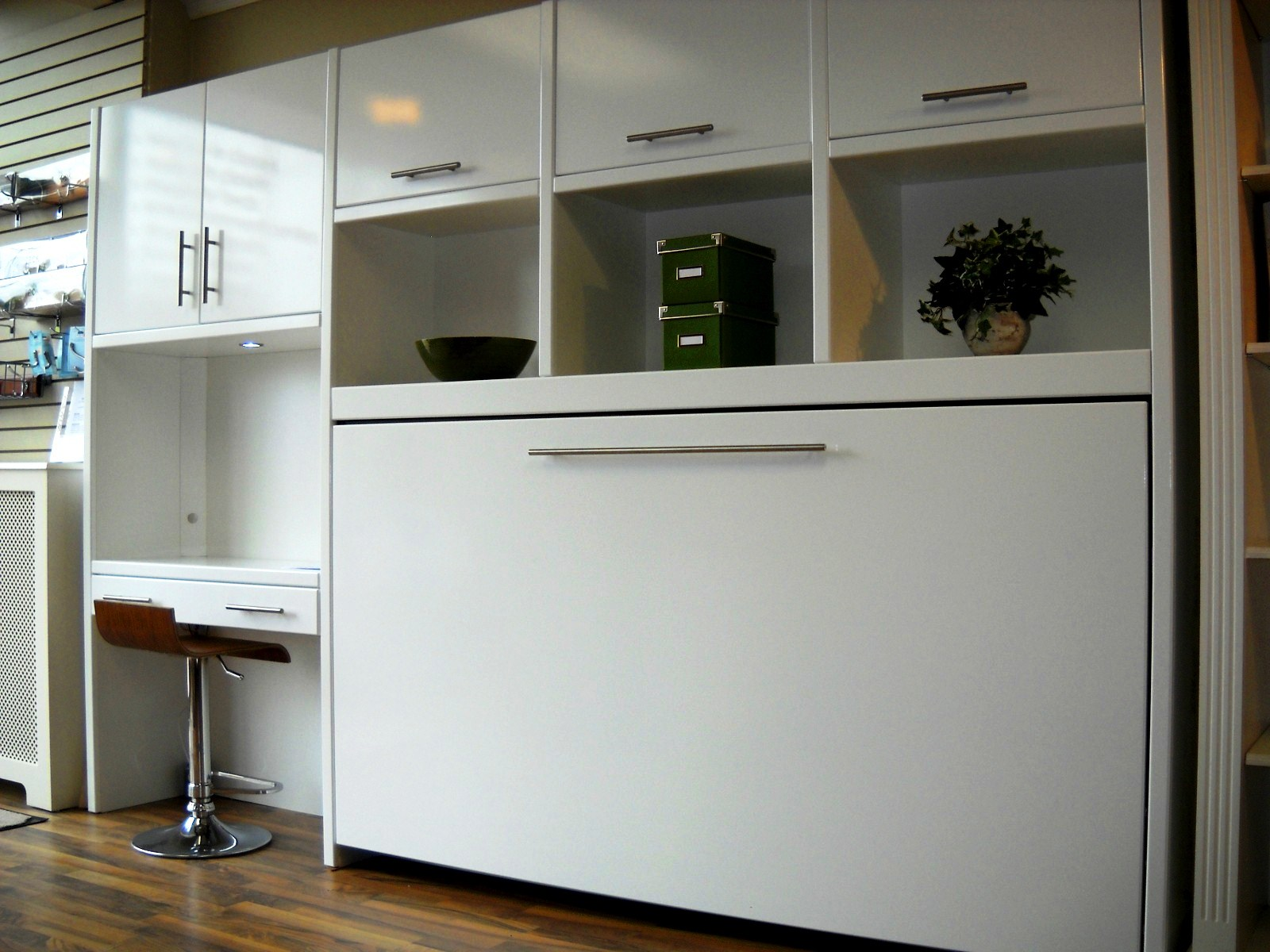 My Modern Mommy Awesome Murphy Bed And Desk Combos