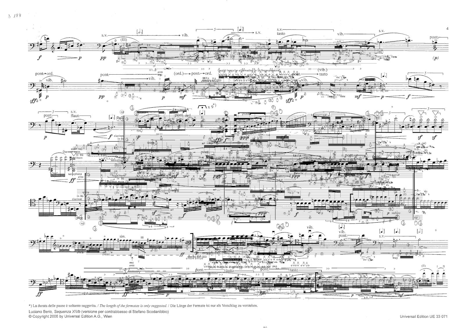 Berio Sequenza Flute Download