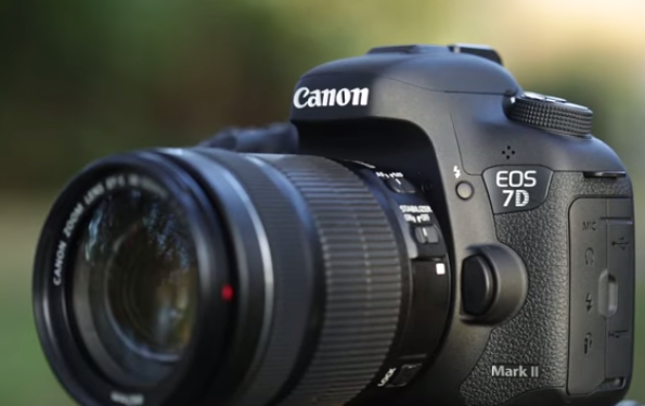 Canon EOS 7D Mark II DSLR Hands-On / Video Review