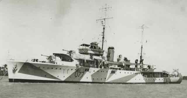 HMAS Yarra, 5 December 1941 worldwartwo.filminspector.com