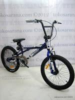 2 Sepeda BMX Wimcycle Metalizer 20 Inci