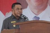 Wakil Bupati Buka Sosialisasi Perbup No.94 Tahun 2017