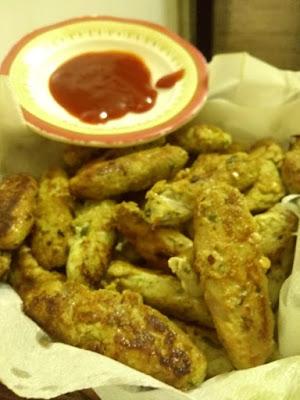 chicken seekh