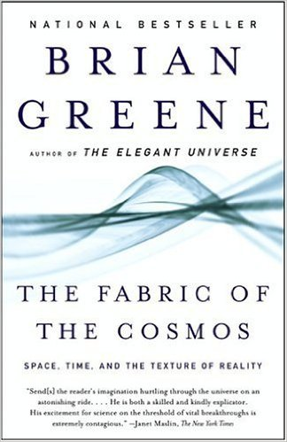 Fabric of cosmos book