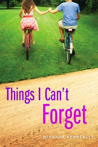 Things I Can't Forget cover
