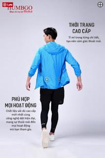 áo khoác humbgo